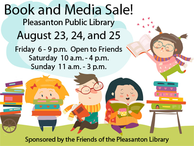 August Book Sale 2019
